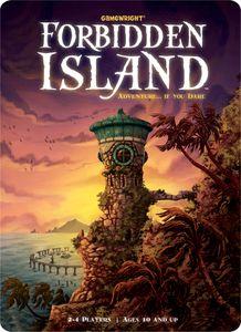 L'île interdite
