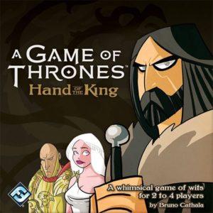 Le Trône de Fer - La Main du Roi