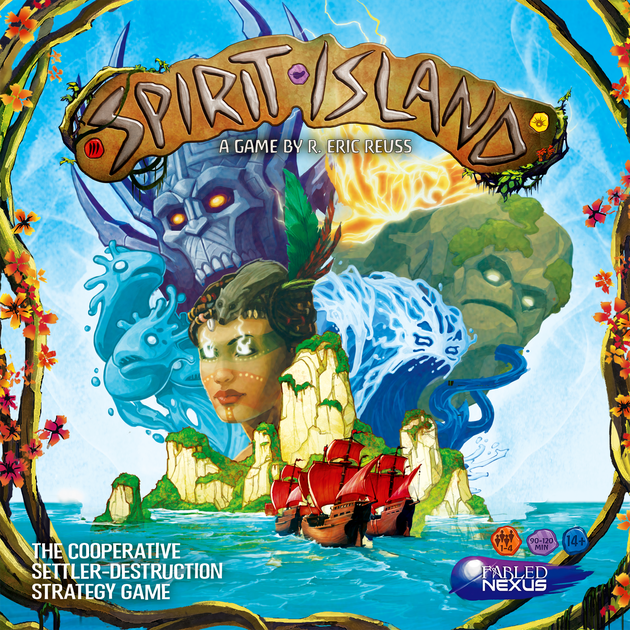 Spirit Island 2e édition