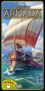 7 Wonders Nouvelle Edition - Armada