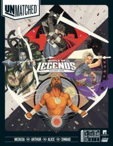Unmatched - Combat de Légende Volume 1