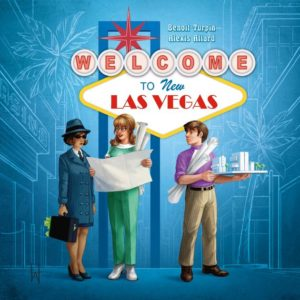 Welcome to ... : New Las Vegas