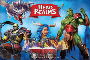 Hero Realms - Jeu de Deckbuilding
